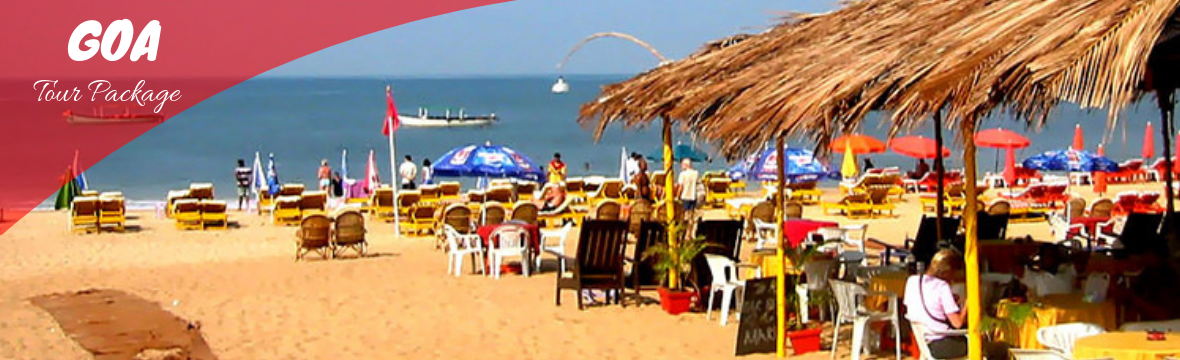 Goa Tour Packages from Kolkata