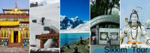 Sikkim Gangtok tour packages from Kolkata