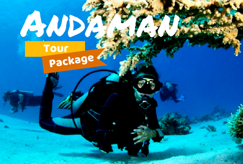 Andaman Travel agents from Kolkata