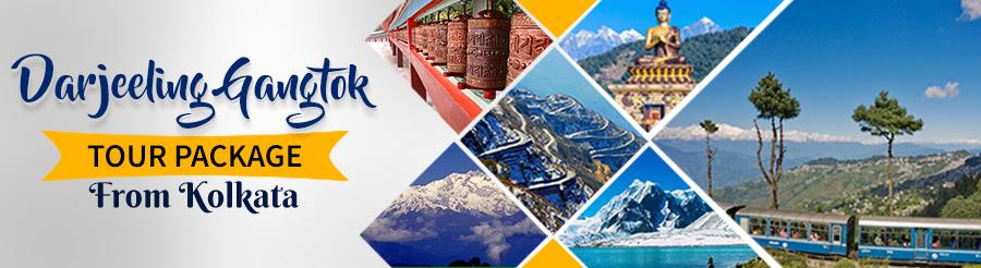 Darjeeling Gangtok Tour Package from Kolkata | Sikkim